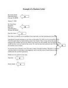 how to end a business letter