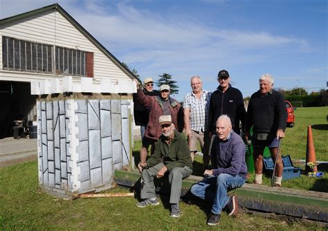 menz shed wheelbarrows worth pushing canterbury news