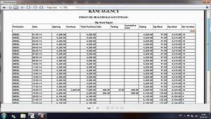 Stock In Out Excel Template Petrol Pump Management Software Youtube