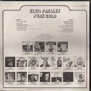 perry como pure gold elvis presley website pure gold