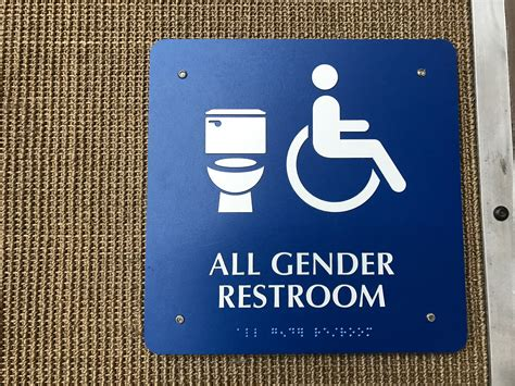 Gender Neutral Bathrooms Debate by Transgender Bathroom Debate 2018 Wikie Cloud Design Ideas