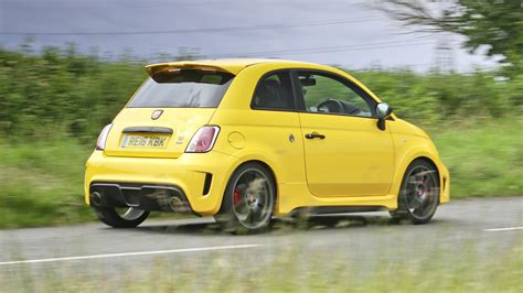 Fiat Abarth Top Gear by Review The Bonkers Abarth 695 Biposto Record Top Gear