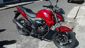 Me Compr U00e9 Una Honda Cb 150 Invicta Y Te La Muestro