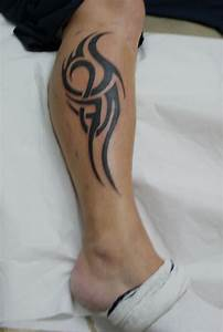 Tatouage Mollet Tribal : tatouage tribal pour mollet mod les et exemples ~ Farleysfitness.com Idées de Décoration