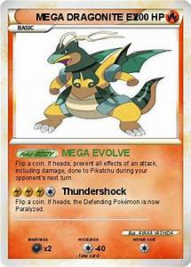 Pokémon MEGA DRAGONITE EX 2 2 - MEGA EVOLVE - My Pokemon Card