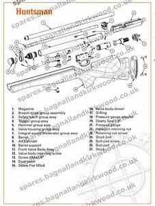 Daystate Harrier X  U0026 X2