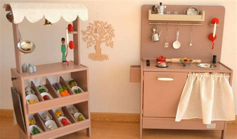A World Of Dream Wooden Kitchen And Role Play Toys At Macarena Bilbao