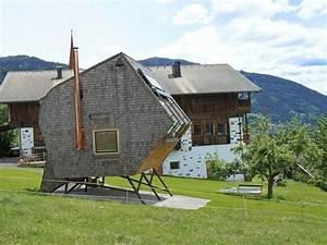 UFOGel Chalet Minimaliste Dans Les Alpes 2Tout2Rien