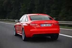 Audi A6 2010 : audi a6 rs6 2008 2010 driving performance parkers ~ Melissatoandfro.com Idées de Décoration