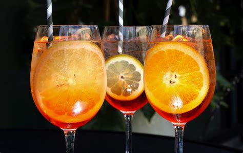 Why You Should Be Drinking The Aperol Spritz This Summer