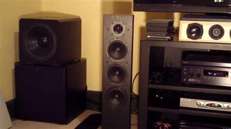 Pioneer Home Theater pioneer sp fs52 floor speakers andrew jones design demo
