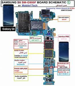 Samsung S8 Sm
