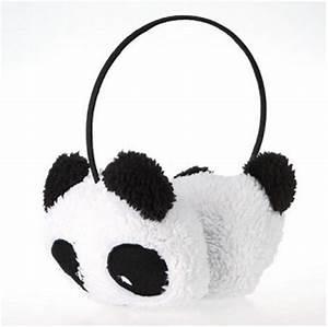 Cache Oreille Enfant : cache oreille panda 8 99 ~ Teatrodelosmanantiales.com Idées de Décoration