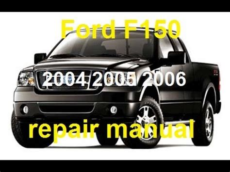 ford     service repair manual youtube