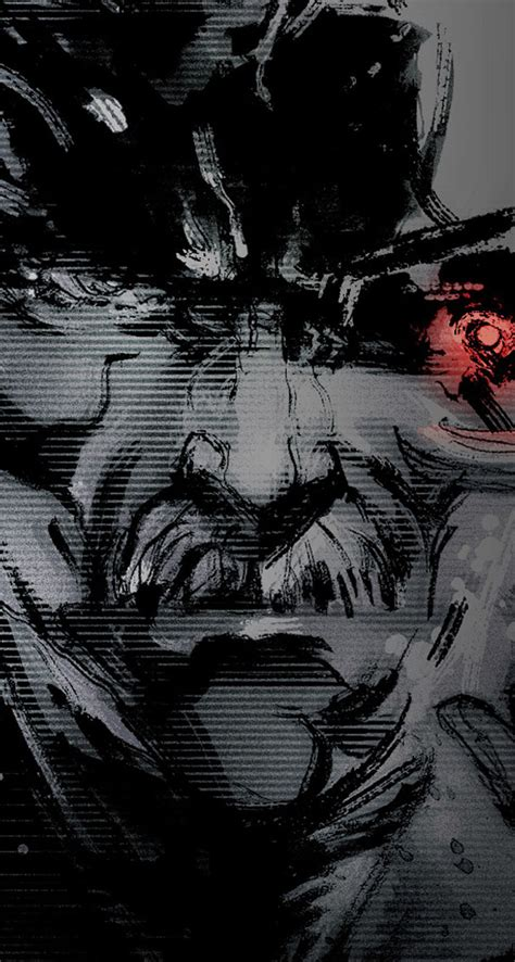 metal gear solid iphone wallpaper gallery