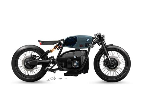Electric Motorcycle by Bmw Er80 Electric Motorcycle Form Study By Luuc Muis Evnerds