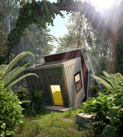 Bespoke Kitchen Ideas - grand designs cubby houses that help the homeless mum