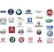 8 Best Photos Of Car Manufacturer Logos Icons  All Cars