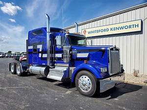 2020 Kenworth W900 Sleeper Semi Truck  Cummins Isx  565hp