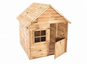 Cabane Bois Pas Cher : maison enfant en bois pas cher cabanes and co ~ Melissatoandfro.com Idées de Décoration