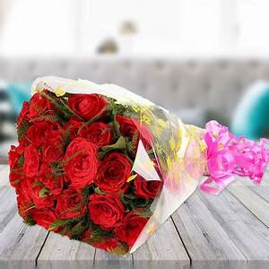 Absolutely Beautiful A bouquet of 30 Red Roses | Winni