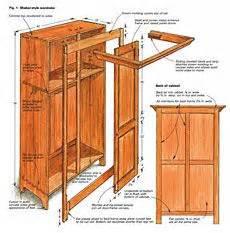 building  shaker style wardrobe fine woodworking
