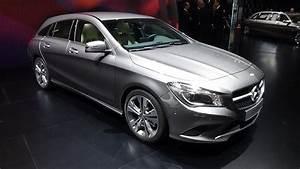 Mercedes Cla 200 Cdi : 2016 mercedes benz cla 200 cdi shooting brake exterior and interior geneva motor show 2015 ~ Melissatoandfro.com Idées de Décoration