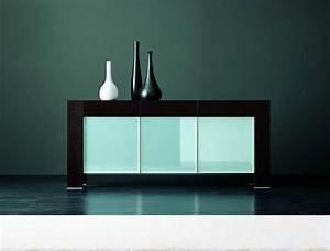 Contemporary Buffet Cabinet - Home Furniture Design