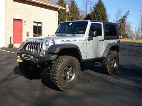 lifted jeep 2 door 2007 jeep jk 2 door rubicon lift aev wheels 37 39 s