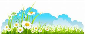 Sky clipart spring background - Pencil and in color sky ...