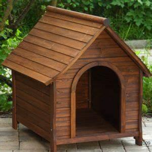 Casa de madera para perros oCompras