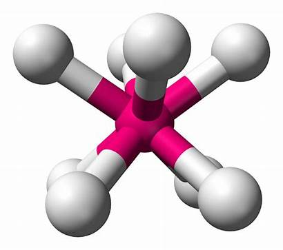 Square Molecular Geometry Trigonal Pyramidal Example Crystal