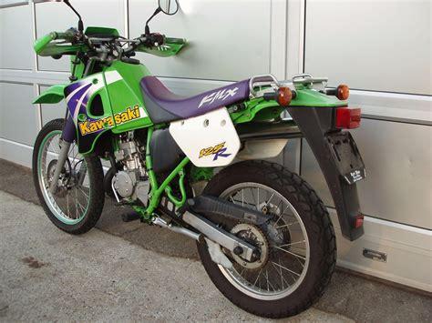 Moto Occasioni Acquistare Kawasaki Kmx 125 Enduro Moto
