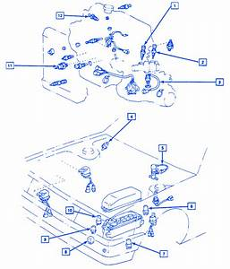 Chevrolet Camaro Z28 1993 Electrical Circuit Wiring Diagram  U00bb Carfusebox