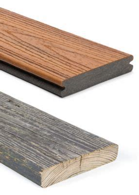 trex  timbertech azek veranda choicedek composite