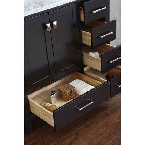 solid wood bathroom vanity buy vincent 36 inch solid wood single bathroom vanity in