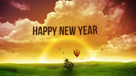 Beautiful Happy New Year Pictures