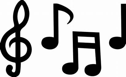Singing Songs Variety Primary Clip Notes Clipart