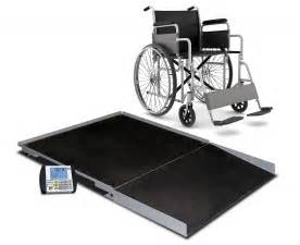 scale wheelchair platform stationary scales shipping wall mounted fold detecto medical bariatric portable rehabmart width