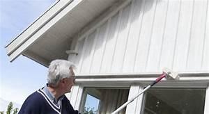Cristaux De Soude Utilisation : nettoyage d une fa ade maison travaux ~ Dailycaller-alerts.com Idées de Décoration