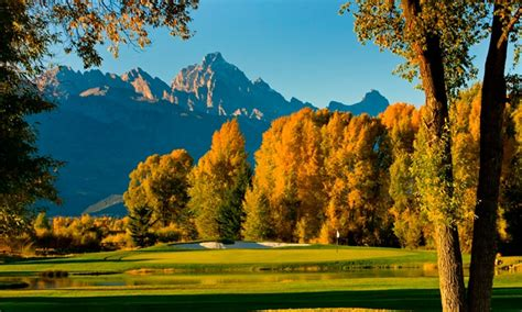 grand teton national park golf courses alltrips