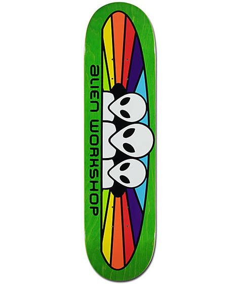 workshop spectrum skateboard deck workshop spectrum 7 87 quot skateboard deck at zumiez pdp