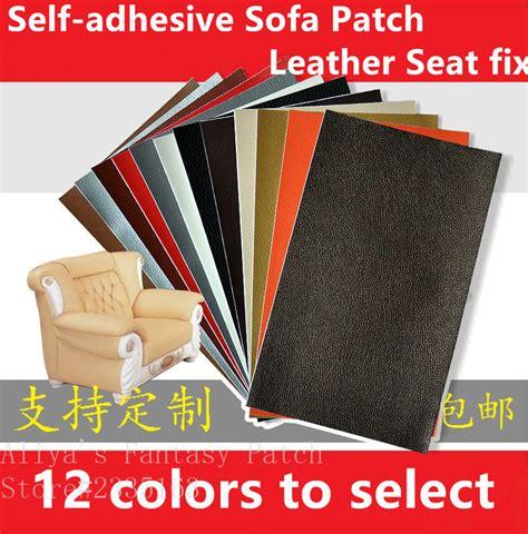 reparation siege auto en cuir adhésif patch en cuir promotion achetez des adhésif patch