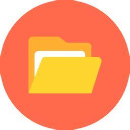 11967 briefcase icon flat folder open icon flat icon shop free icons