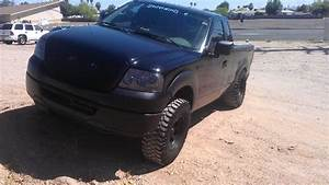 35 Inch Tires On 2006 Ford F150 Xl
