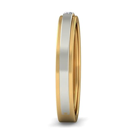 Affordable Round Diamond Wedding Band In Two Tone Gold. Short Chain Necklace. Wedding Sets Diamond. Police Bracelet. Pendant Platinum. Pretty Watches. Womens Jewelry. 14k Gold Bangle Bracelet. Curved Wedding Rings