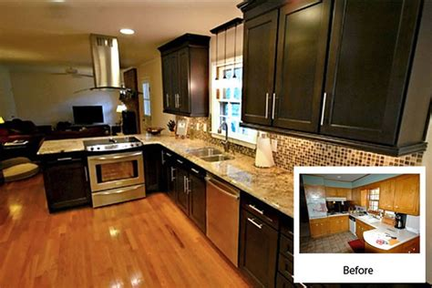 reface kitchen cabinets before and after cabinet refacing gallery cabinets kitchen and bathroom