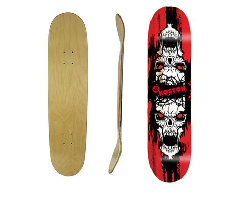 skateboard decks canada top quality canada maple skateboard decks made by cool air
