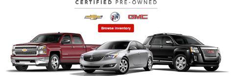 gm certified  cars eau claire wi markquart motors