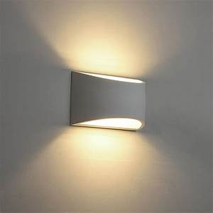 Wall Light Led Up And Down Indoor Lamp Uplighter